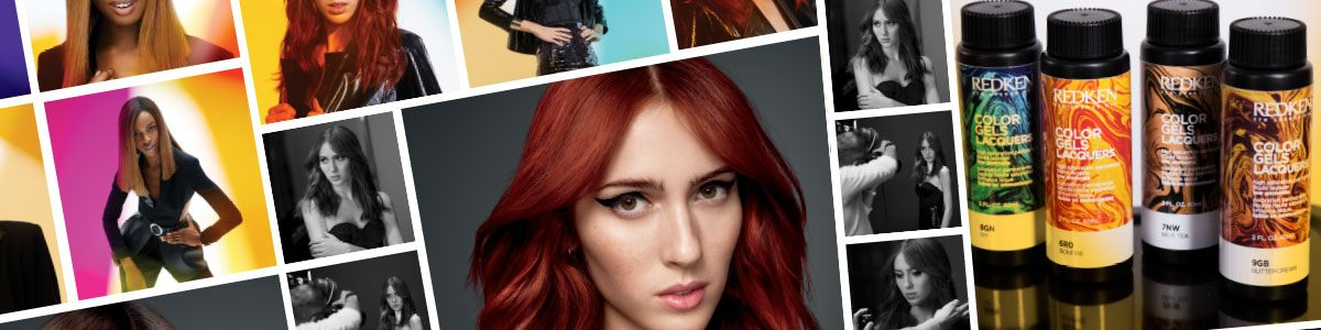 Color Gels Haircolor Redken Professional