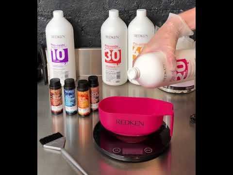 Color Gels Lacquers how to mix